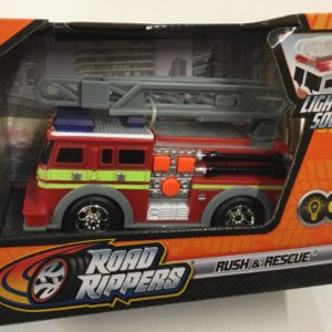 Rush & Rescue Fire