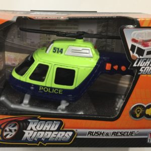 Rush & Rescue Helicopter