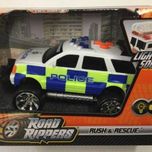 Rush & Rescue Police